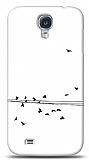 Dafoni Samsung Galaxy i9500 S4 Flying Birds K�l�f