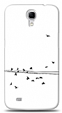 Dafoni Samsung Galaxy Mega 6.3 Flying Birds K�l�f