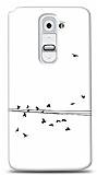 Dafoni LG G2 Flying Birds K�l�f