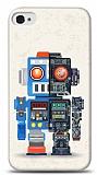 Dafoni iPhone 4 / 4S Robot K�l�f