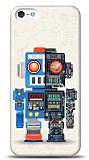 Dafoni iPhone 5 / 5S Robot K�l�f