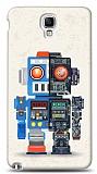 Dafoni Samsung N7500 Galaxy Note 3 Neo Robot K�l�f