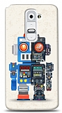 Dafoni LG G2 Robot K�l�f