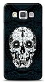 Samsung Galaxy A5 Black Skull Kılıf