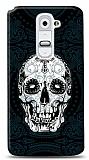 Dafoni LG G2 Black Skull K�l�f
