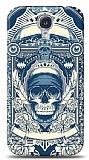 Dafoni Samsung Galaxy i9500 S4 Wolf Death K�l�f