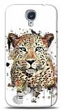 Dafoni Samsung Galaxy i9500 S4 Leopard K�l�f