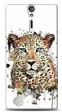 Dafoni Sony Xperia S Leopard K�l�f