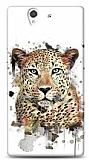 Dafoni Sony Xperia Z Leopard K�l�f