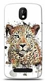 Dafoni HTC Desire 500 Leopard K�l�f