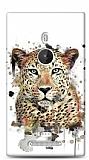 Dafoni Nokia Lumia 925 Leopard K�l�f