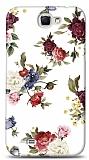 Dafoni Samsung N7100 Galaxy Note 2 Vintage Flowers K�l�f