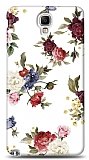 Dafoni Samsung N7500 Galaxy Note 3 Neo Vintage Flowers K�l�f