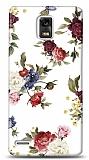 Dafoni Huawei Ascend P1 Vintage Flowers K�l�f