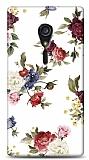 Dafoni Sony Xperia ion LT28i Vintage Flowers K�l�f