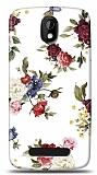 Dafoni HTC Desire 500 Vintage Flowers K�l�f