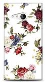 Nokia Lumia 735 Vintage Flowers Kılıf