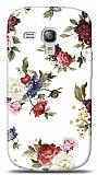 Dafoni Samsung i8190 Galaxy S3 mini Vintage Flowers K�l�f