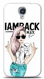 Dafoni Samsung Galaxy i9500 S4 Iamback K�l�f