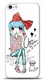 Dafoni iPhone 5 / 5S Cute Chic K�l�f