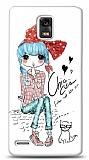 Dafoni Huawei Ascend P1 Cute Chic K�l�f