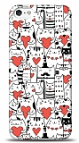 iPhone SE / 5 / 5S Love Cats Kılıf