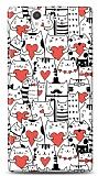 Dafoni Sony Xperia Z Love Cats K�l�f