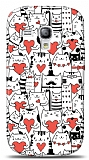 Dafoni Samsung i8190 Galaxy S3 mini Love Cats K�l�f