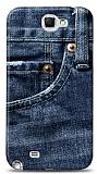 Dafoni Samsung N7100 Galaxy Note 2 Jean K�l�f