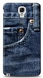 Dafoni Samsung N7500 Galaxy Note 3 Neo Jean K�l�f