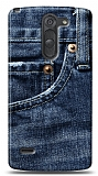 Dafoni LG G3 Stylus Jean K�l�f