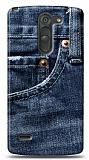 LG G3 Stylus Jean Kılıf