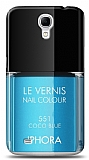 Dafoni Samsung Galaxy Mega 6.3 Mavi Oje K�l�f