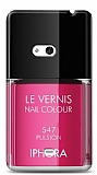 Dafoni Nokia Lumia 625 Pembe Oje K�l�f