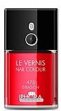 Dafoni Nokia Lumia 925 K�rm�z� Oje K�l�f