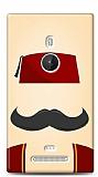 Dafoni Nokia Lumia 925 Ottoman Pala K�l�f