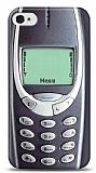 Dafoni iPhone 4 / 4S Nostalgia K�l�f