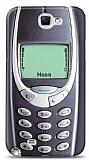 Dafoni Samsung Galaxy Note 2 Nostalgia K�l�f