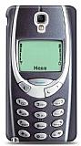 Dafoni Samsung Galaxy Note 3 Neo Nostalgia K�l�f