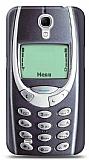 Dafoni Samsung Galaxy Mega 6.3 Nostalgia K�l�f
