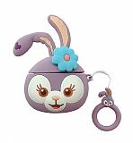 AirPods Pro Rabbit Silikon Kılıf