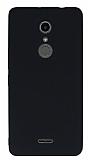 Alcatel A3 XL Mat Siyah Silikon Kılıf