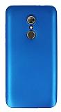Alcatel A7 Mat Mavi Silikon Kılıf
