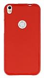 Alcatel Shine Lite Kırmızı Silikon Kılıf