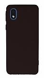 Anti-Shock Samsung Galaxy A01 Core Siyah Silikon Kılıf