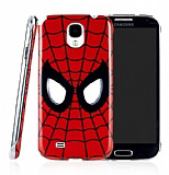 Anymode Samsung i9500 Galaxy S4 Spider Man Sert K�l�f