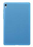 Apple iPad Pro 10.5 Mavi Silikon Kılıf