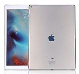 Apple iPad Pro 12.9 Ultra İnce Şeffaf Silikon Kılıf