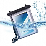 Universal Siyah Su Geçirmez Tablet Kılıf 10 inç