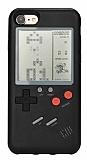 iPhone 7 / 8 Tetris Oyunlu Siyah Kılıf